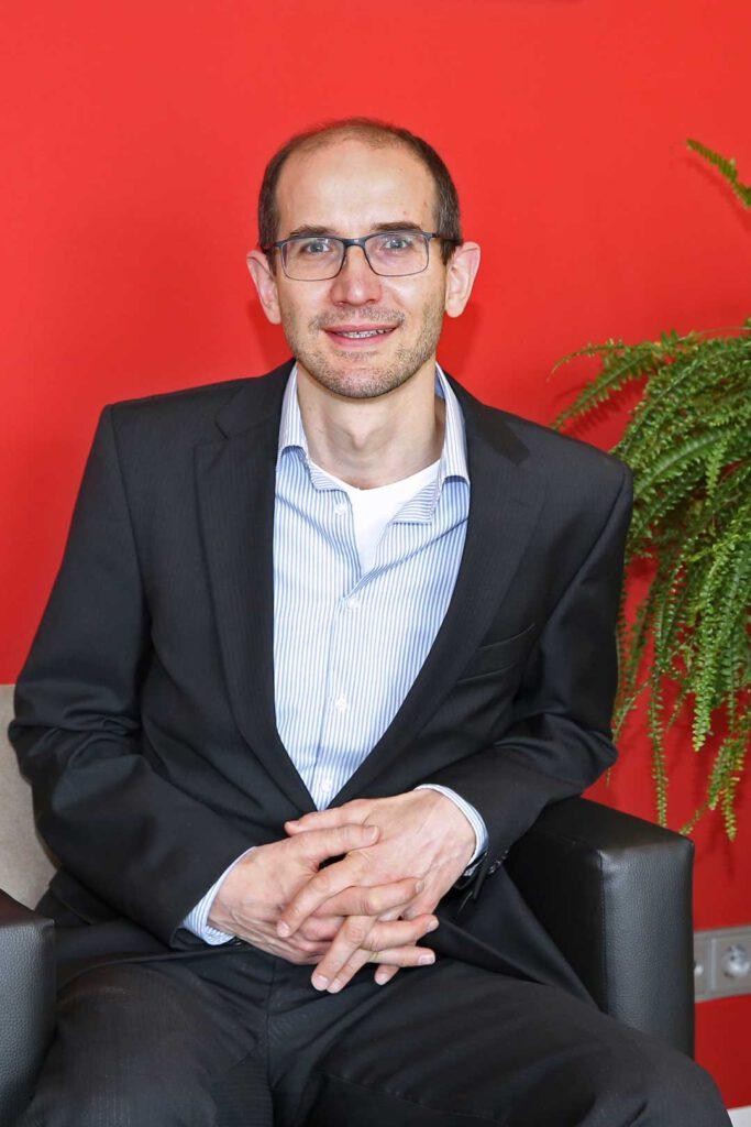 Steuerberater Thorsten Häring im Allgäu