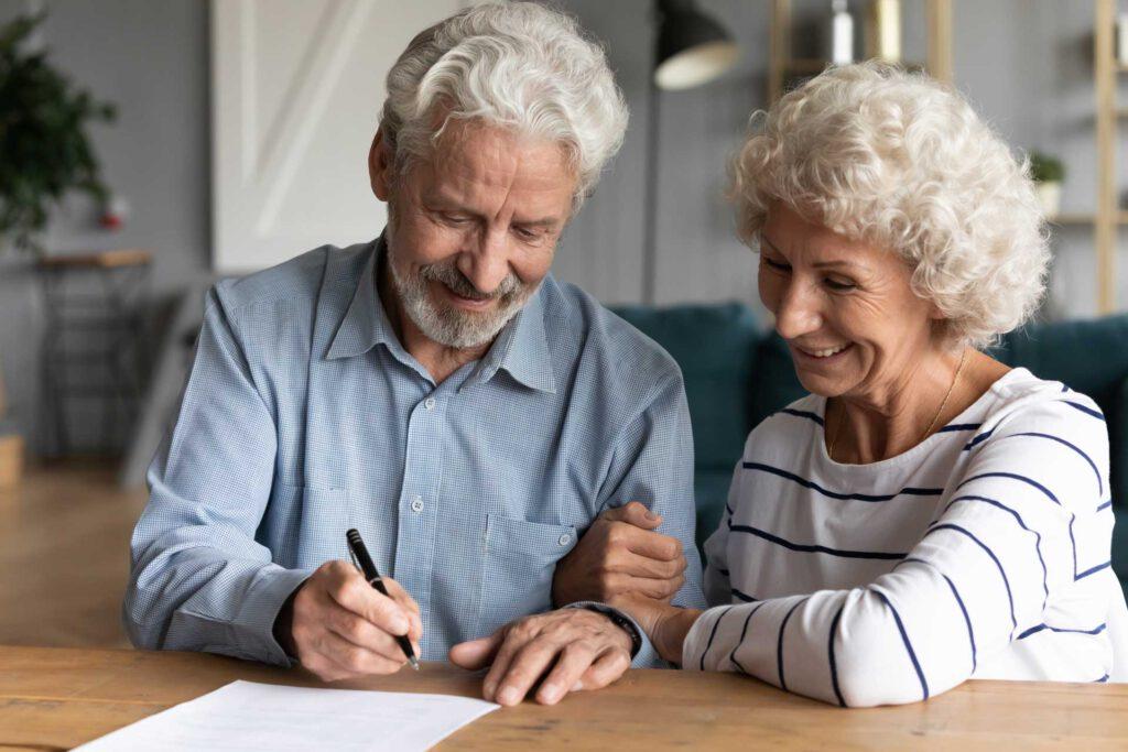 Steuerexperte für Erben und Schenken